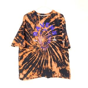 Baltimore Ravens custom dyed tshirt